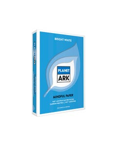 PLANET ARK MINDFUL A4 COPY PAPER 80GSM WHITE PACK 500 SHEETS