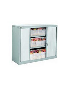 AVERY 20264OG/A10123 TAMBOUR CABINET PACKAGE 3 / 3 LEVELS OYSTER GREY