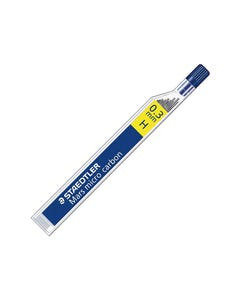 STAEDTLER 250 MARS MICRO CARBON MECHANICAL PENCIL LEAD REFILL H 0.3MM TUBE 12