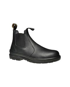 Blundstone 330 Elastic Sided Safety Boot Rambler - Black