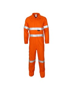 DNC Patron Saint® Flame Retardant ARC Rated Coverall with 3M F/R Tape 3427