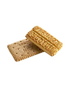 ARNOTTS SCOTCH FINGER AND NICE BISCUITS PORTION SIZE CARTON 150