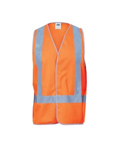 DNC Day/Night Safety Vest with H-Pattern 3804
