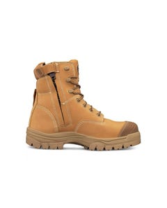 Oliver 45 Series 150mm Wheat Zip Sided Boot 45-632Z