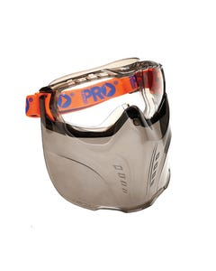 ProChoice Vadar Goggle Shield-Clear Lens