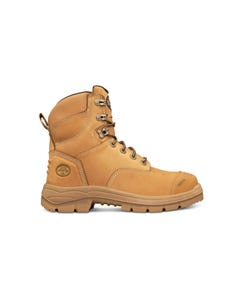 Oliver 55 Series 150mm Wheat Zip Sided Boot 55-332
