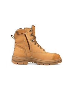 Oliver 55 Series 150mm Wheat Zip Sided Boot 55-332Z