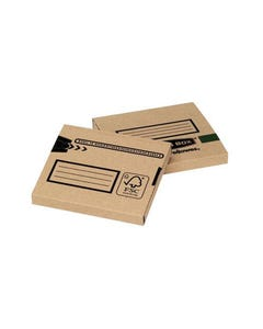 FELLOWES BANKERS BOX CD MAILER 2 CAPACITY WHITE