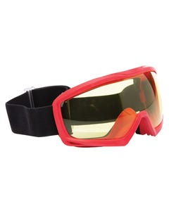 Pro Choice® Inferno FR Goggle / Red Frame Amber Lens 6FR5