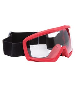 ProChoice® Inferno FR Goggle / Red Frame Clear Lens