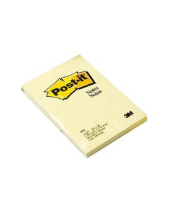 POST-IT 659 ORIGINAL NOTES 101 X 152MM CANARY YELLOW