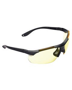 Pro Choice® Typhoon Safety Glasses Amber Lens 7005