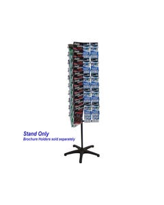 JPM ROTARY DISPLAY STAND SETUP ONLY 6 SIDED BLACK