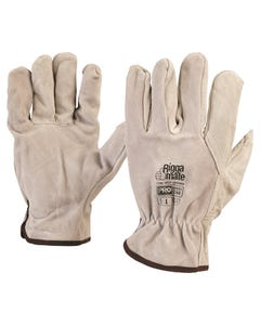Pro Choice Safety Gear Cowsplit Leather Riggers Gloves