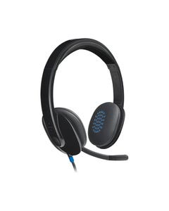 LOGITECH H540 HEADSET WITH MICROPHONE