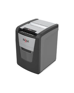 REXEL 100X OPTIMUM AUTO+ CROSS CUT SHREDDER