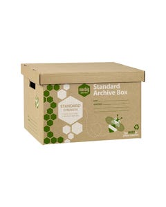 MARBIG ENVIRO ARCHIVE BOX 420 X 315 X 260MM CARTON 5