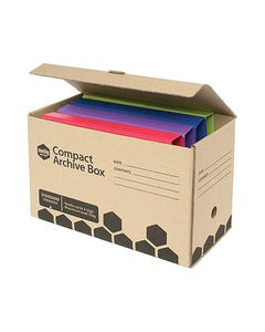 MARBIG ENVIRO COMPACT ARCHIVE BOX 410 X 180 X 260MM