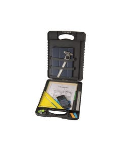 MARBIG PROFESSIONAL HEAVY DUTY STORAGE CLIPBOARD A4 CHARCOAL