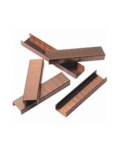 REXEL COPPER STAPLES SIZE 16 24/6 PACK 5000