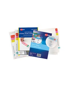 AVERY 20327 LATERAL FILE STOCK PACKAGE 2