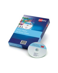 AVERY 40001 FILEPRO LATERAL FILING SOFTWARE 2-10 USER LICENCE