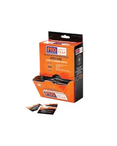 Pro Choice® Anti-Fog Lens Wipes 100 Pack AFW100