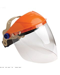 Pro Choice® Browguard With Visor Clear Lens BGVC