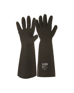ProChoice® Black Knight® 46cm Rubber Gloves