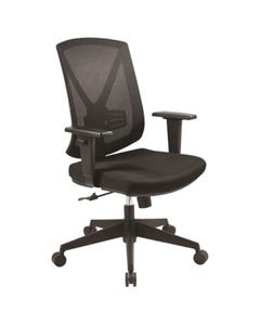 BURO BRIO II EXECUTIVE CHAIR MESH BLACK