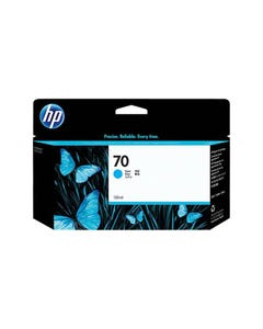 HP C9452A 70 INK CARTRIDGE 130ML CYAN
