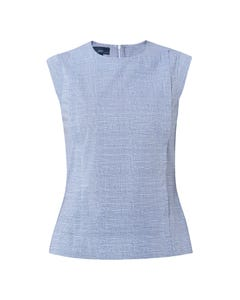 NNT Ladies Sleeveless Shell Top CAT9XF