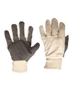 ProChoice® Cotton Drill Vinyl Palm Gloves Large