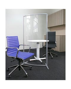 Curved Wave Protective Screen