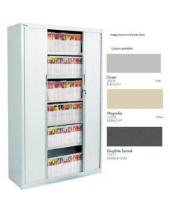 AVERY 20261MA/A20126 TAMBOUR CABINET PACKAGE 2 / 6 LEVELS MAGNOLIA