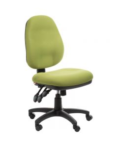 ACE ADELAIDE ERGONOMIC CHAIR HIGH BACK GREEN