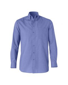 NNT Mens Long Sleeve End on End Shirt
