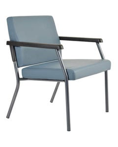 BURO CONCORD ARMCHAIR WILLIAMSBURG BLUE