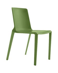 BURO MEG VISITOR CHAIR STACKABLE GREEN
