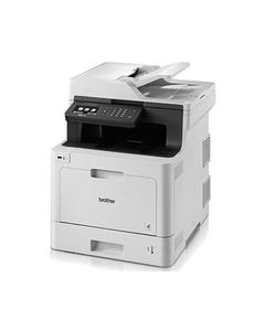 BROTHER MFC-L8690CDW WIRELESS MULTIFUNCTION COLOUR LASER PRINTER A4