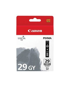 CANON PGI29 INK CARTRIDGE GREY
