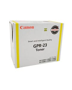 CANON GPR23 TG35 TONER CARTRIDGE YELLOW