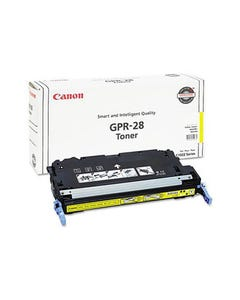 CANON GPR28 TG41 TONER CARTRIDGE YELLOW
