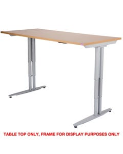 ARISE TABLE TOP ONLY 1600 X 800MM BEECH