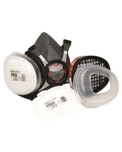 Pro Choice® Assembled Half Mask With A1P2 Cartridges HMA1P2