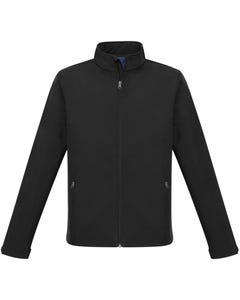 Biz Collection Mens Apex Lightweight Softshell Jacket J740M