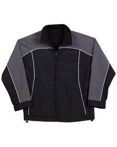 Winning Spirit Cascade Tri-Colour Contrast Reversible Jacket JK22