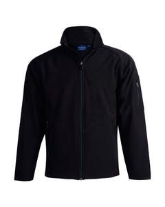 Winning Spirit Mens Softshell High-Tech Jacket