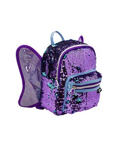 GLITTER CRITTERS CATCHME BACKPACK BUTTERFLY