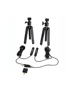 OLYMPUS ME30W 2 CHANNEL PROFESSIONAL MICROPHONE KIT